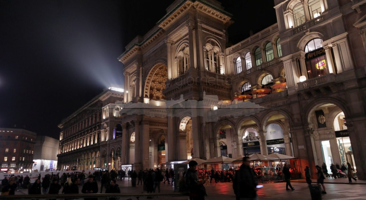 Galleria Vittorio Emanuele di Milano