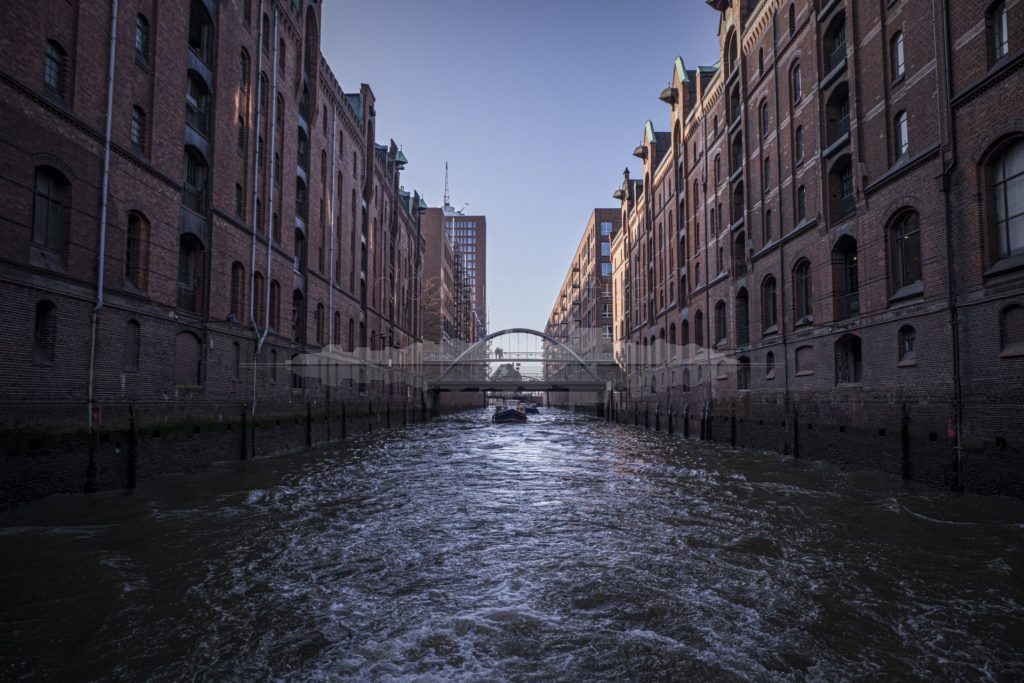 Canali di Amburgo