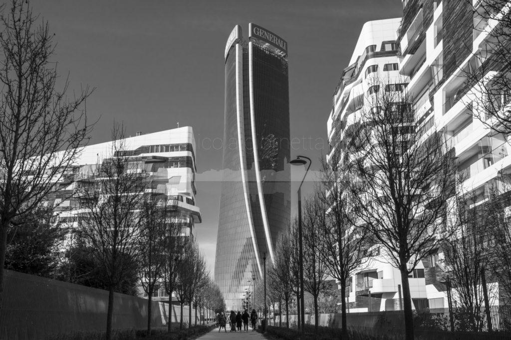 City Life TreTorri