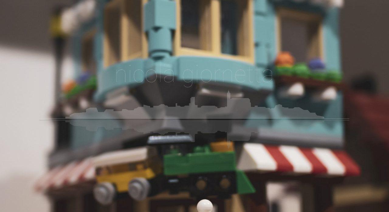 Gelato Legoland