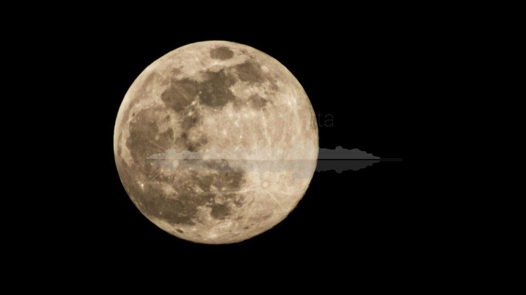 Super Luna - aprile 2020