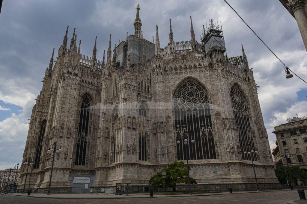 Milano ai tempi del Coronavirus